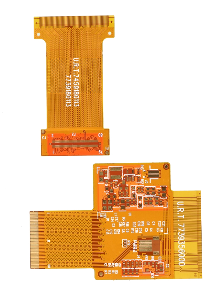 Multilayer Flexible PCB Prototype