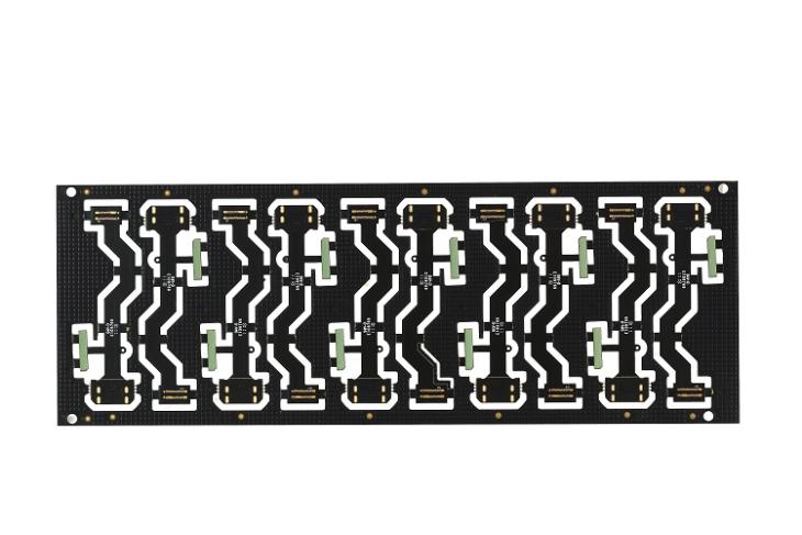 Multilayer Flex Printed Circuit Board