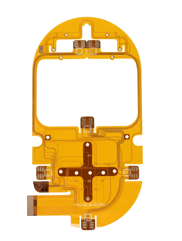 Flexible PCB Board With HDI