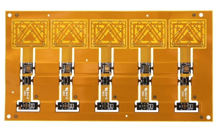 Flexible PCB With HDI