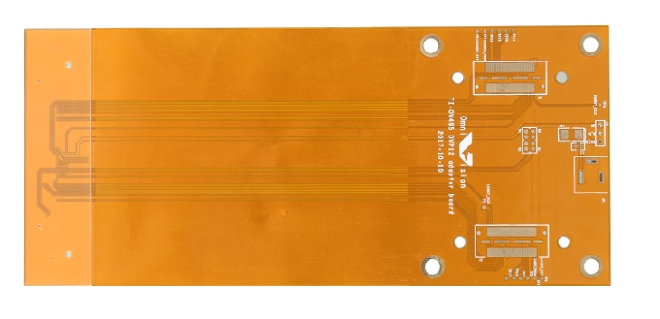 Flex PCB Board With Dupont Material