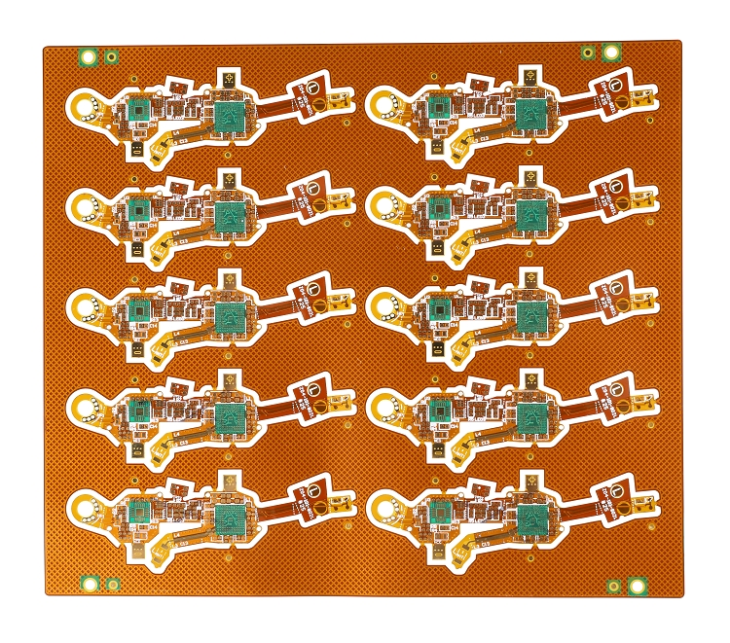 Double-Sided FPCB With Impedance