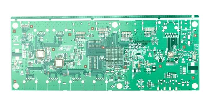 HDI Printed Wiring Board