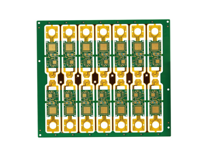 HDI Rigid Flex PCB Prototype