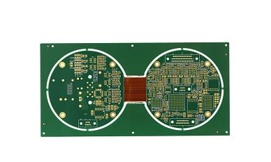Rigid Flexible Circuit Board With HDI