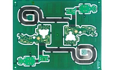 Multilayer Rigid Flex PCB Board