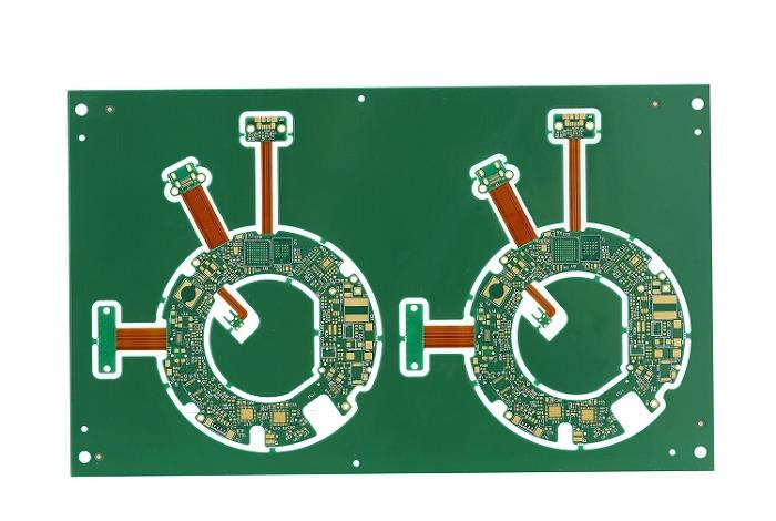 HDI Rigid Flex PCB