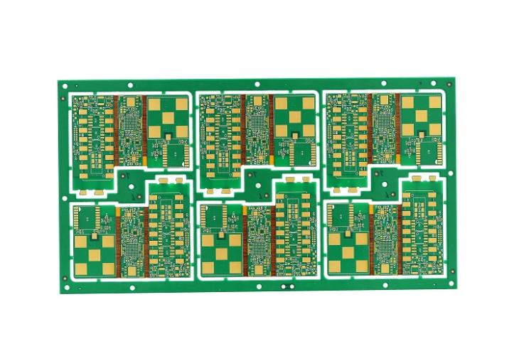 Rigid Flex PCB With Back Drill
