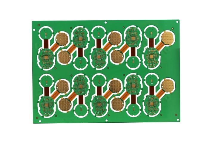 Rigid Flex Printed Wiring Board